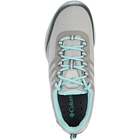 Columbia Ventrailia Razor 2 Outdry Chaussures Femme, grey ice/gulf stream